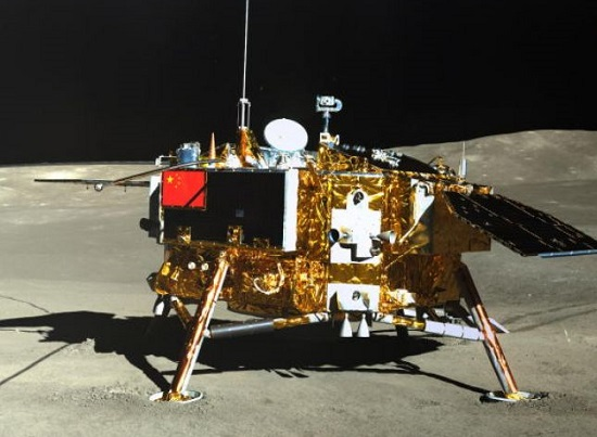 China's moon rover to measure lunar freezing night