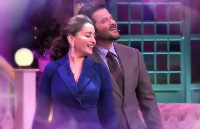 Madhuri Dixit reveals her first 'fan moment' on The Kapil Sharma