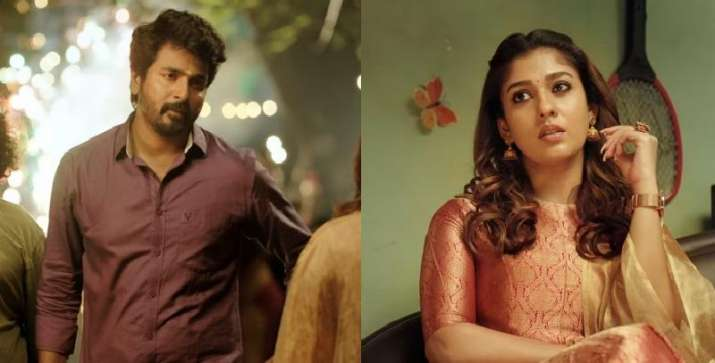 Sivakarthikeyan and Nayanthara dazzle in Mr Local teaser,