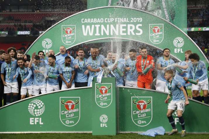 Manchester City Contra Chelsea: League Cup: Manchester City Beat Mutinous Chelsea On