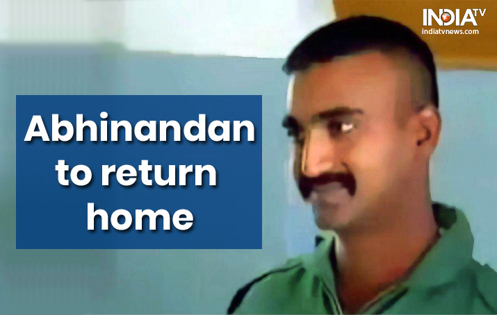 Wing Commander Abhinandan to walk back to India through