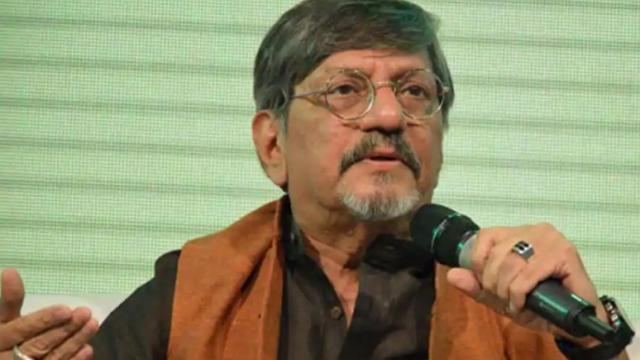 Amol Palekar's speech interrupted after he criticises