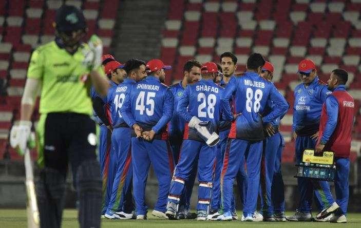 2nd T20I: Zazai's heroics, Rashid's magic power Afghanistan