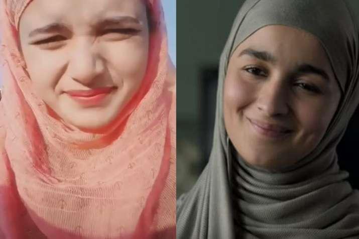 After Anushka Sharma's doppelganger, Alia Bhatt's lookalike acing Gully Boy dialogue