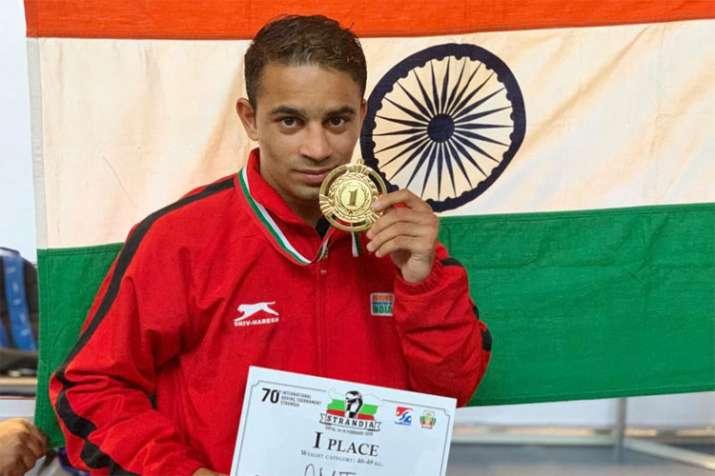 Amit Panghal among 4 Indian boxers to seek quarterfinal spot at AIBA Men's World C'ships