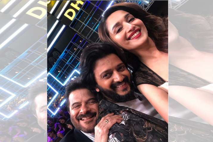 Working with Madhuri, Anil together is a dream: Riteish Deshmukh