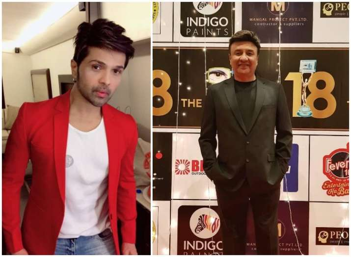 TV Ka Dum: While Anu Malik says Urdu poetry, Himesh Reshammiya sings Namastey London's song