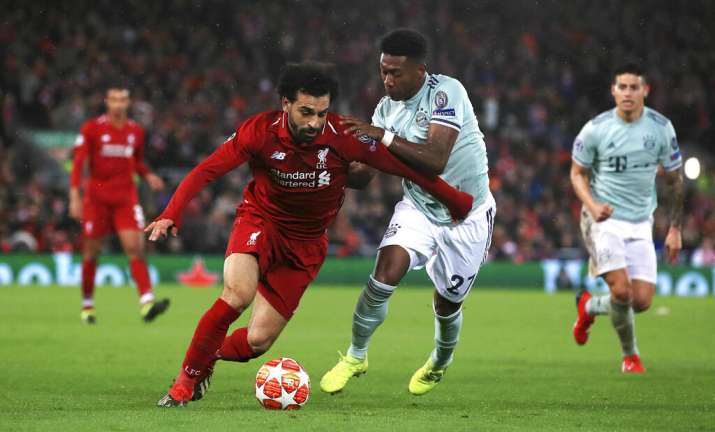 Liverpool, Bayern Munich go goalless in first leg