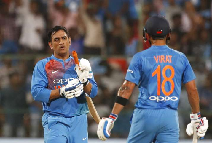 MS Dhoni becomes first Indian to smash 350 international sixes