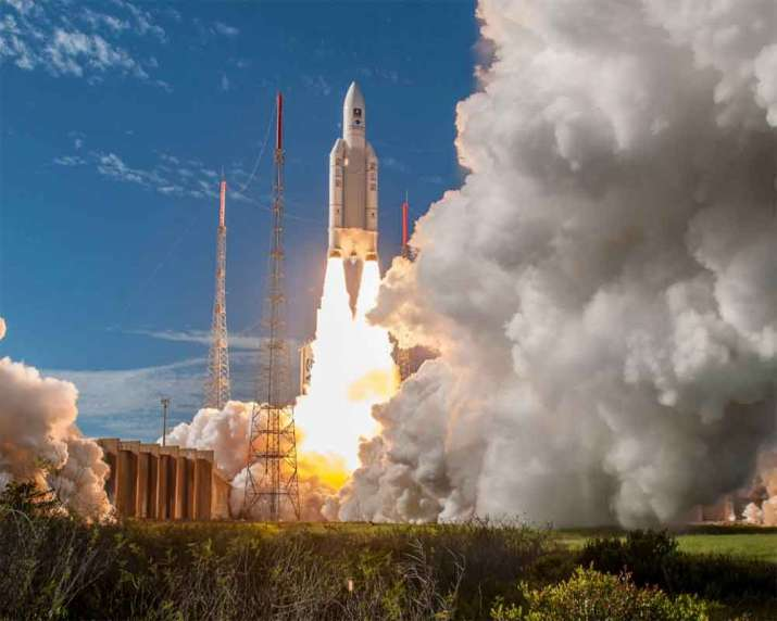 Indian communication satellite GSAT-31 to be launched by