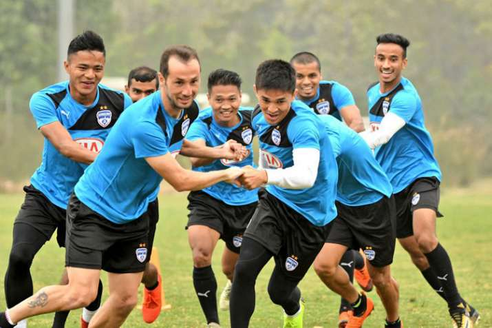 Real Kashmir thanked the ISL club and invited them in March