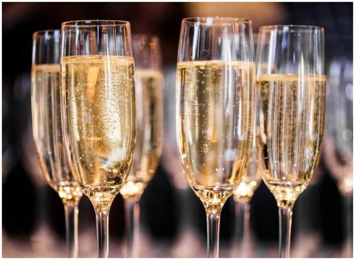 Food & Beverages | Champagne and India have a history together