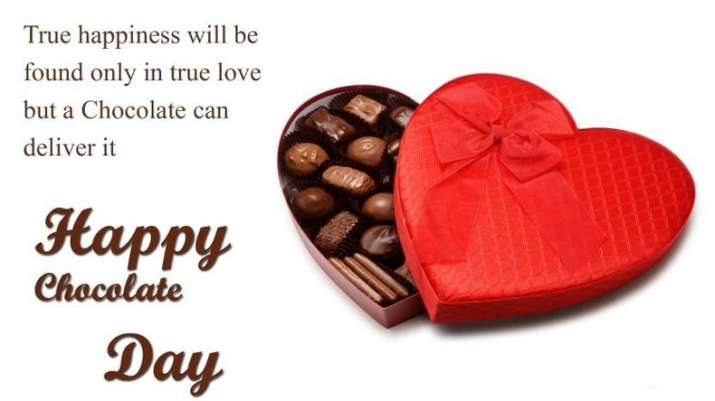 India Tv - Happy Chocolate Day 2019: Wishes, Quotes, Greetings, Images for WhatsApp and Facebook