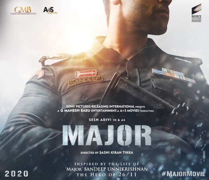 Major: Sony Pictures collaborates with Mahesh Babu for its