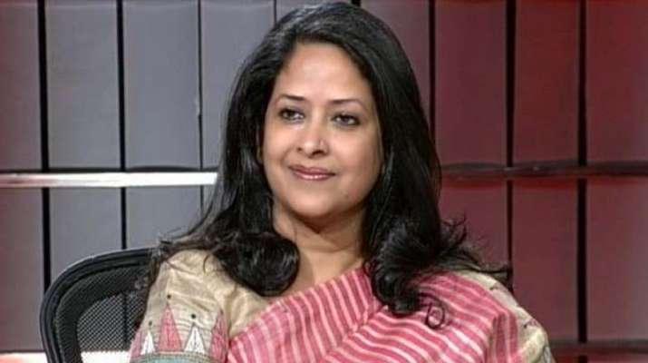 Delhi Congress chief spokesperson Sharmistha Mukherjee