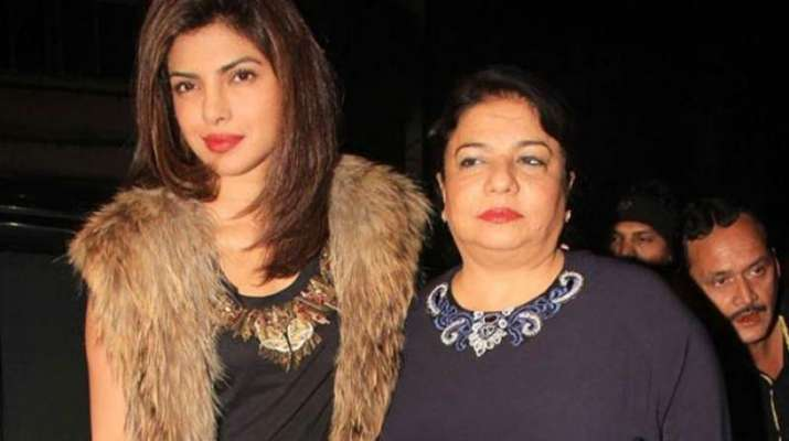 Worried about Priyanka Chopra's career in the beginning,
