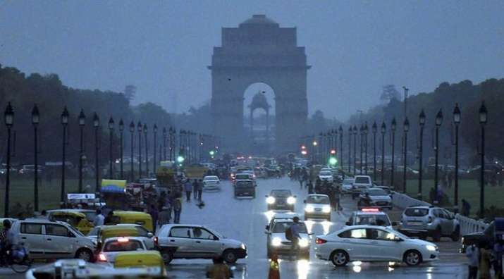 Light rain expected in Delhi today
