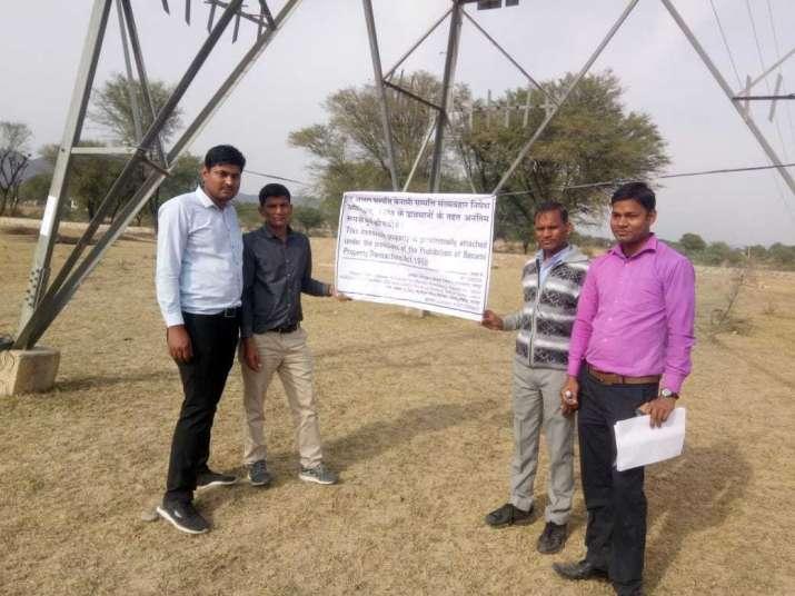 Rajasthan's Benami Property Prohibition Unit takes big