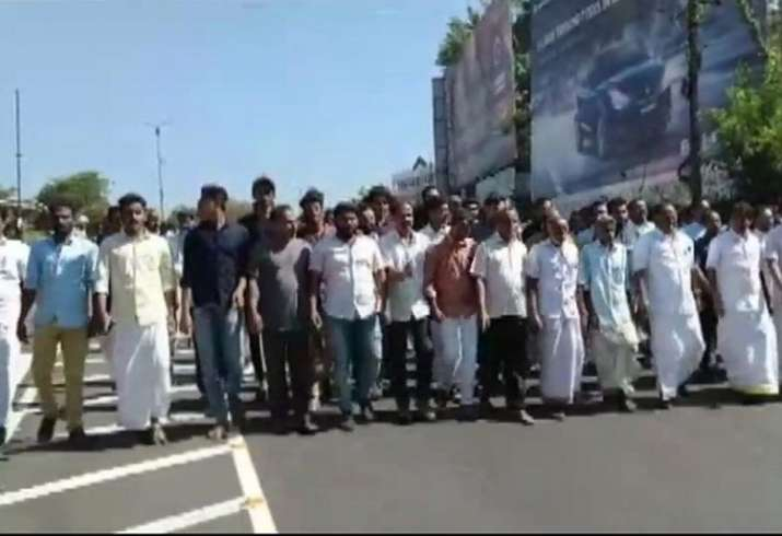 Kerala: Shutdown in state over killing of two Youth Congress activists; roads blocked, state-owned buses stoned