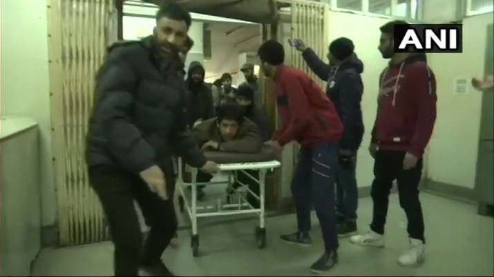 India Tv - At least 16 students were injured in the blast which took place inside the classroom