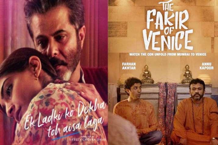 Friday releases: Ek Ladki Ko Dekha Toh Aisa Laga and The Fakir of Venice in cinema halls today