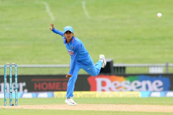 This is first time I've taken three wickets in one over in ODIs, says Ekta Bisht