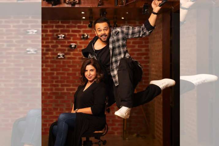 Farah Khan, Rohit Shetty unite to create 'the mother of all entertainers'