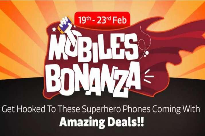 Flipkart mobiles bonanza sale starts with discounts on
