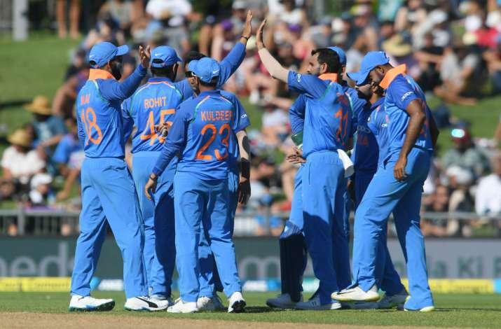 India Vs Australia 2019 Match Schedules Timings Venues