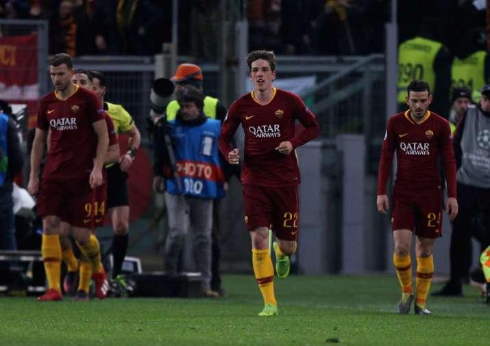 AS Roma Tempatkan 1 Kaki di perempat final Liga Champions