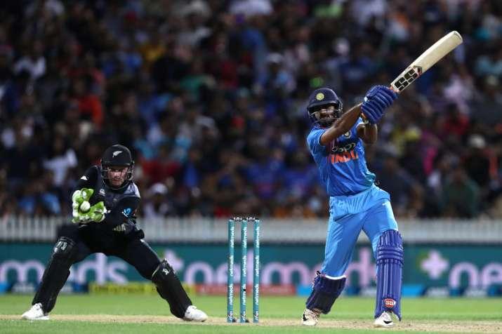 Vijay Shankar | Image Source: BCCI