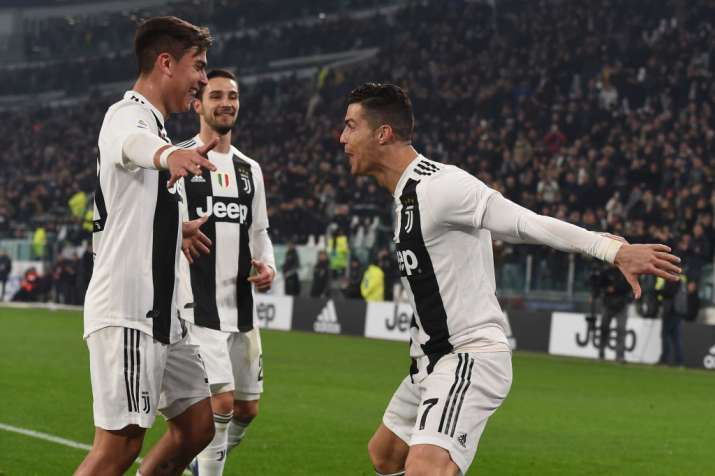 Serie A: Joint celebration shows growing Ronaldo, Dybala rapport