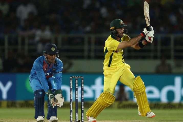 India vs Australia, 1st T20I: Short, Maxwell stable