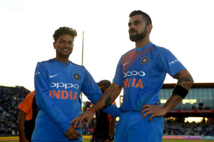 Icc T20i Rankings Kuldeep Yadav Leaps To Career Best 2nd Virat