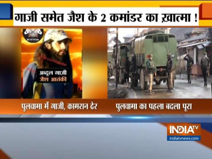 Jammu and Kashmir: Pulwama terror attack mastermind Abdul Rasheed
