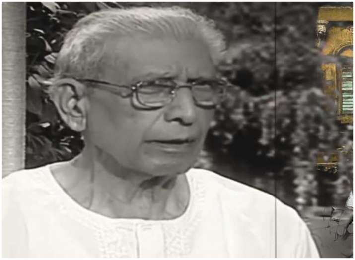 Hindi author and critic Namvar Singh passes away at 92; PM Modi also pays tribute