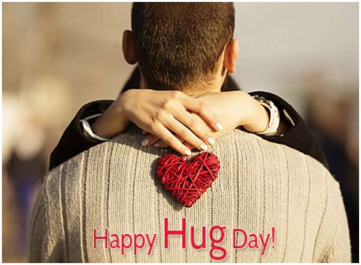 India Tv - Happy Hug Day 2019: Quotes, Greetings, HD Images, Bollywood Wallpapers, WhatsApp messages and FB