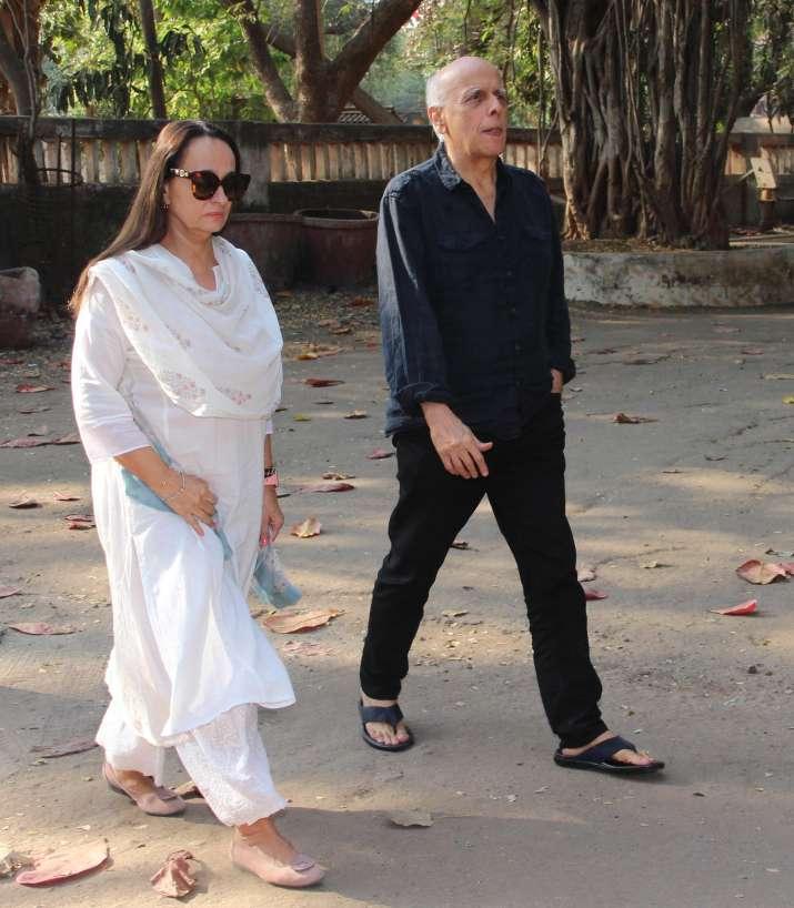 India Tv - Mahesh Bhatt, Soni Razdan