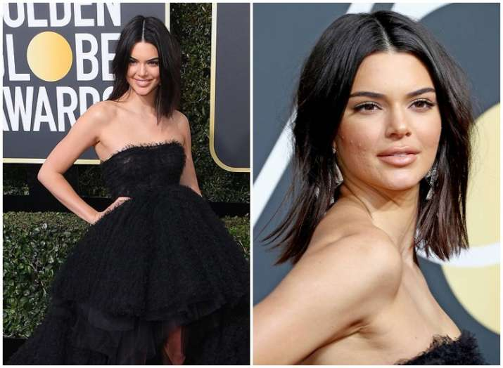 Being shamed for acne, American model Kendall Jenner says: Let Me Live