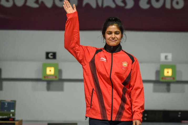 Doing extra work as I have Class XII board exams after World Cup, says shooter Manu Bhaker