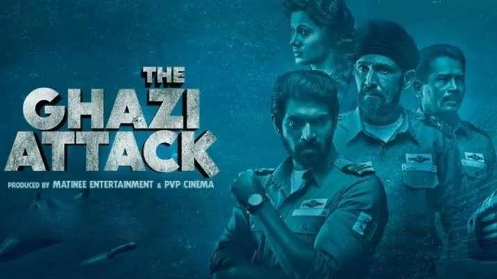 India Tv - The Ghazi Attack