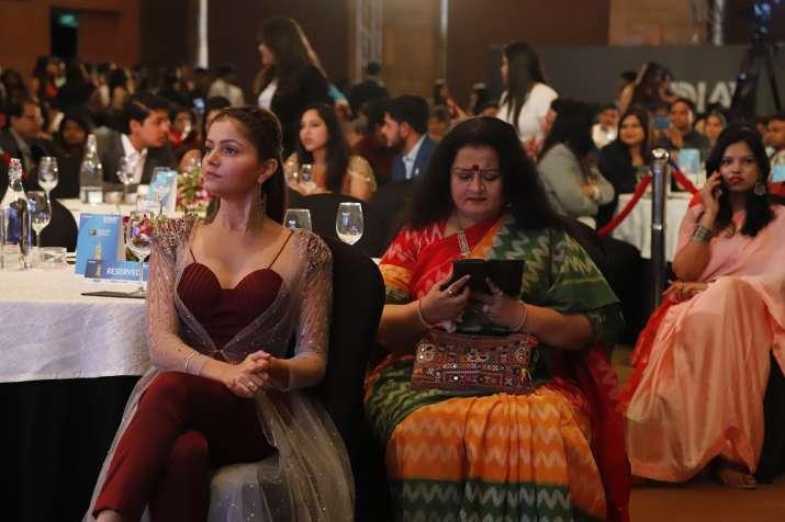 India Tv - Apara Mehta with Rubina Dilaik