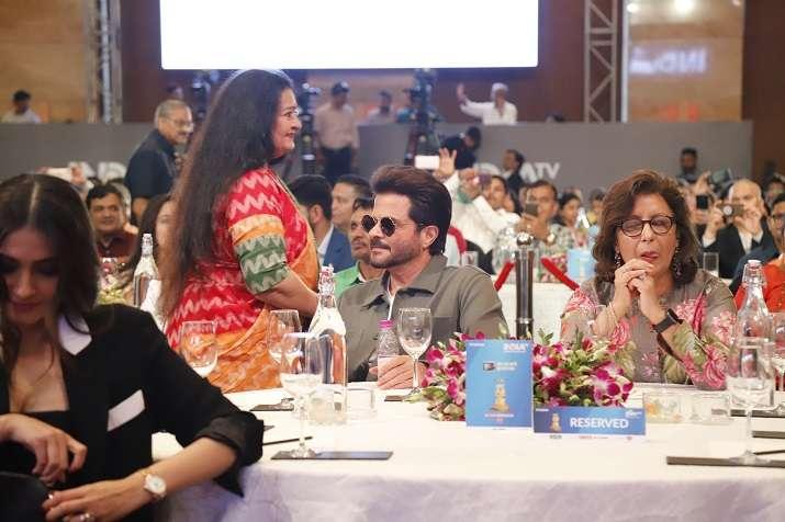 India Tv - Anil Kapoor with Sonam Kapoor