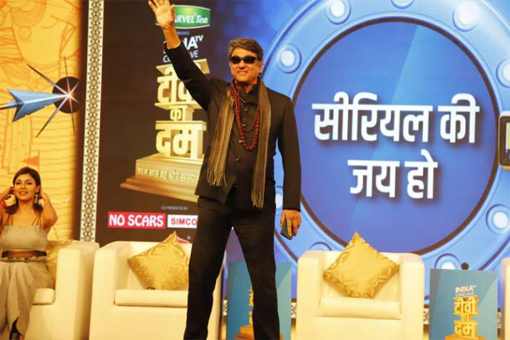 TV Ka Dum: Virtual world is tempting, says Shaktimaan fame Mukesh Khanna