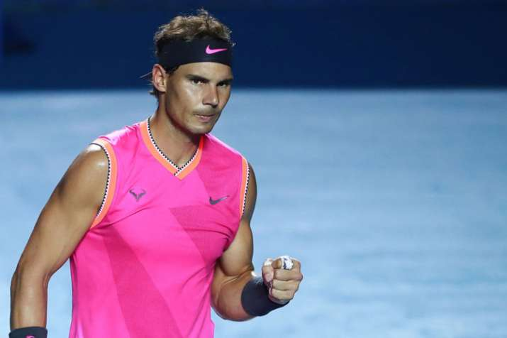Mexican Open: Rafael Nadal enters round two with easy win