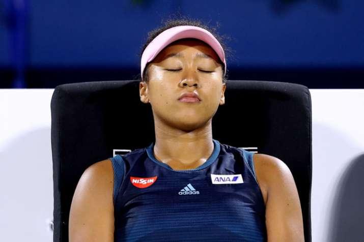 World No. 1 Naomi Osaka loses 1st match since splitting from coach
