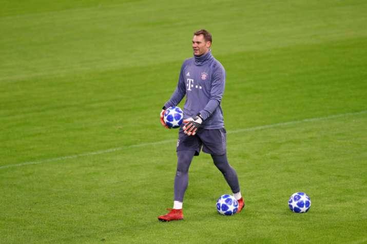 Bundesliga: Bayern Munich goalkeeper Manuel Neuer injures hand, out of Leverkusen clash