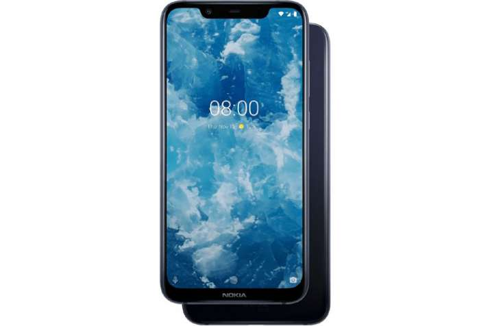 Nokia 8.1 new variant with 6GB RAM and 128GB storage launched in India at Rs 29,999