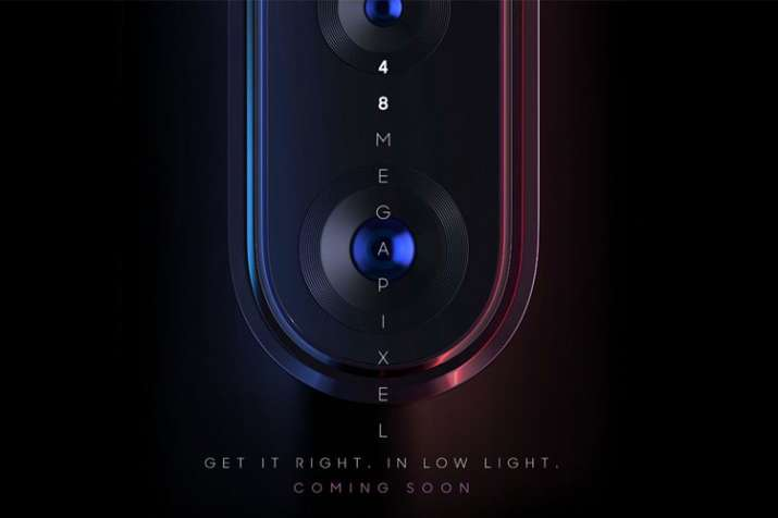 OPPO F11 Pro teased ahead of launch with no notch display and 48 Megapixel rear camera