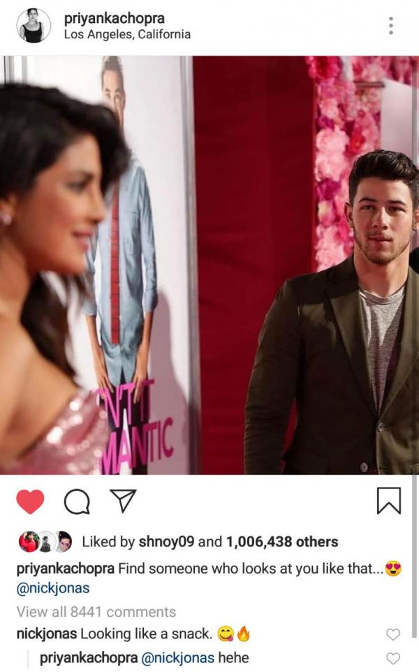 India Tv - Priyanka Chopra Instagram